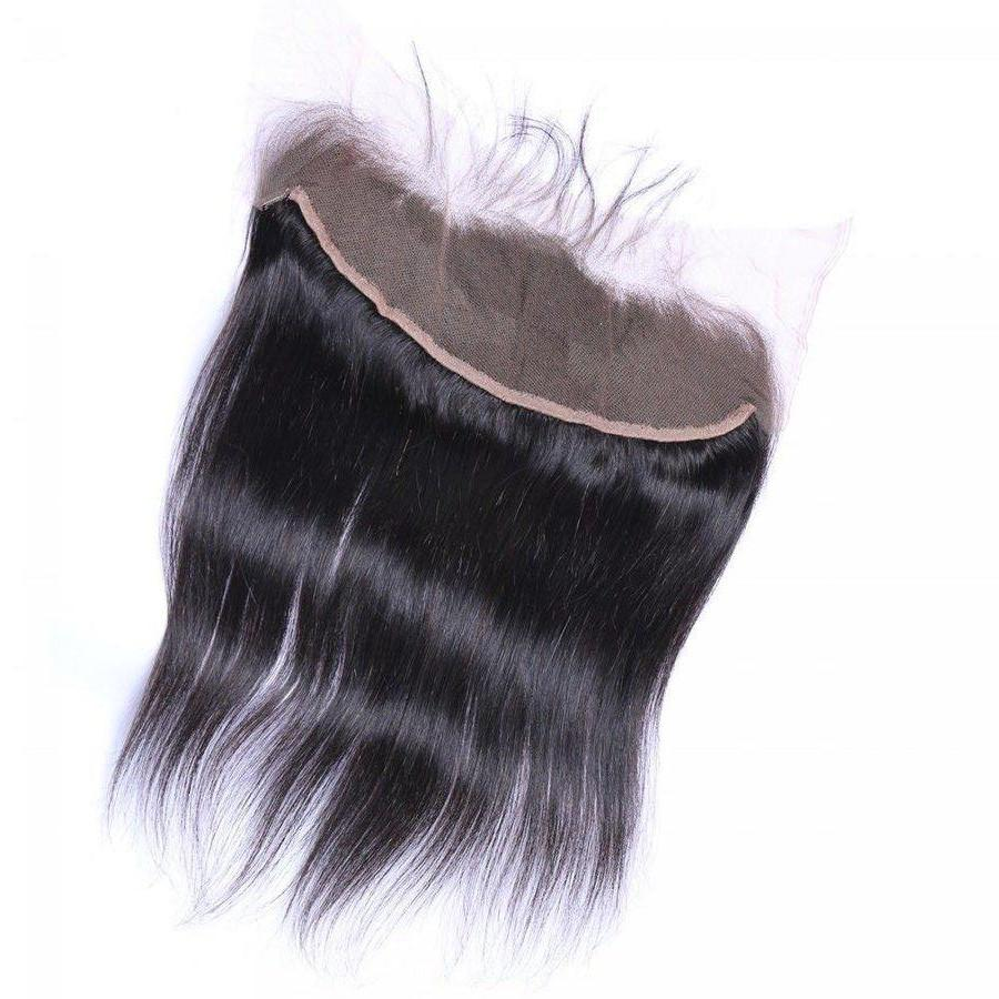 Lace Frontals 13x4   Raw Indian Human Hair Frontals and